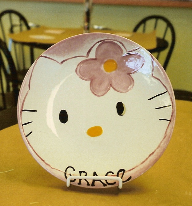 Designing dish pottery painting - Painting ideas for pottery ...